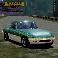 Lotus Elan S4 Sprint '71