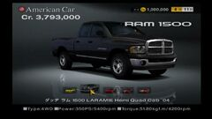 Dodge RAM 1500 LARAMIE Hemi Quad Cab '04