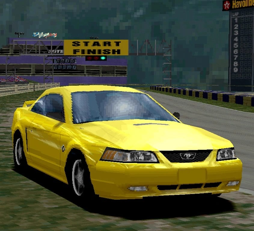 Ford Mustang GT 99