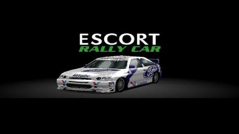 Gran Turismo 2 - Ford Escort Rally Car HD Gameplay