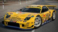 RE Amemiya Amemiya AsparaDrink RX7 (SUPER GT) '06