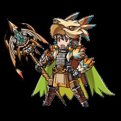 SD (Eagle King of Daybreak)