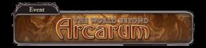 Banner arcarum