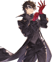 GBF Joker Laugh