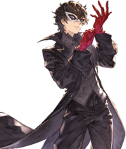 GBF Joker Serious