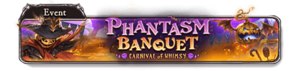 Banner phantasm banquet
