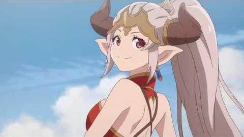 Granblue Fantasy The Animation Season 2 PV
