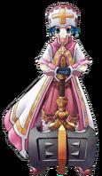 Cleric Portrait