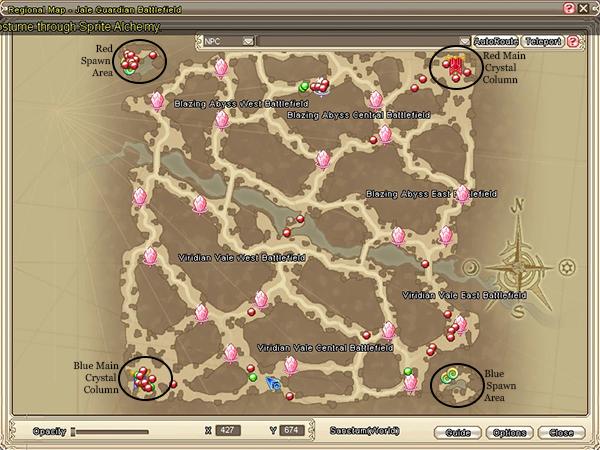 Jale GW Map