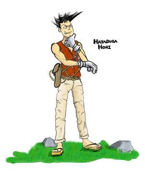 HayabusaHori