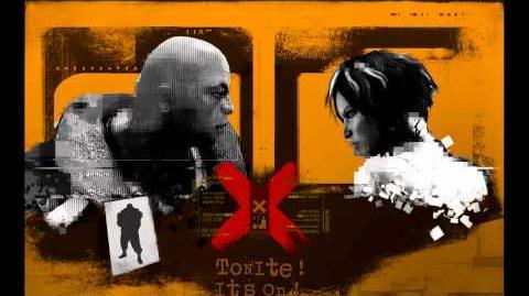 Nilin vs. Kid X-Mas Fight (Remember Me Soundtrack) HQ-2