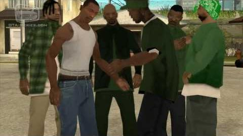 GTA San Andreas - Walkthrough - Mission 24 - Los Sepulcros (HD)