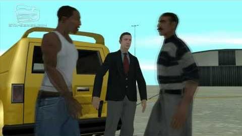 GTA San Andreas - Walkthrough - Mission 48 - Mike Toreno (HD)