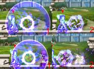 Abyss Knight Soul Blaze