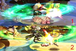 Zero Mega Slash