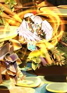 Light Goddess jump attack