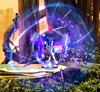 Status Harm aura 22