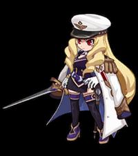 Invincible Commander Olivia