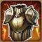 露思城騎士團之鋼鐵盔甲1 m