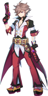 Rufus/Grand Chase Dimensional Chaser
