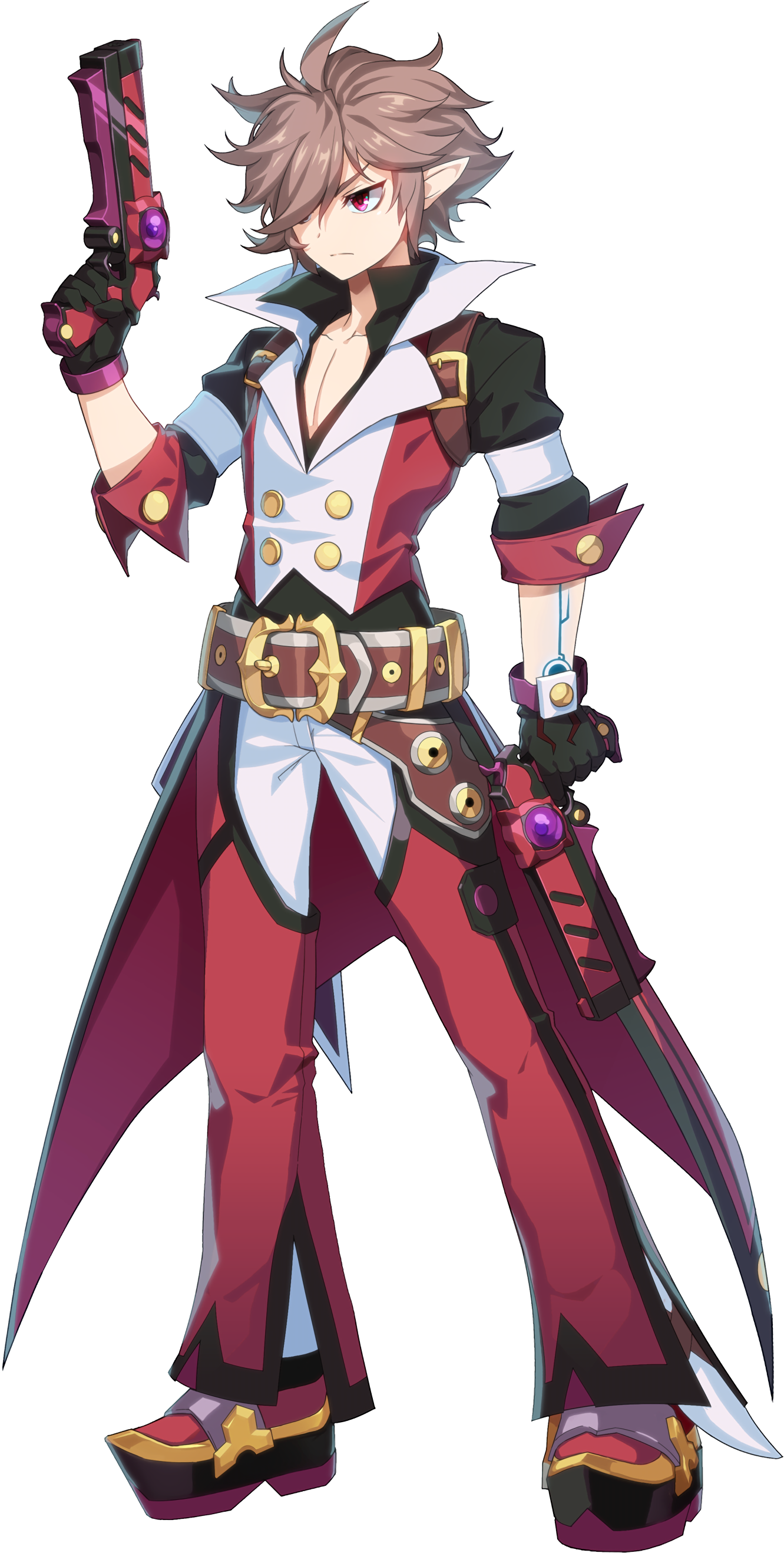 Rufus/Grand Chase Dimensional Chaser | Grand Chase Wiki