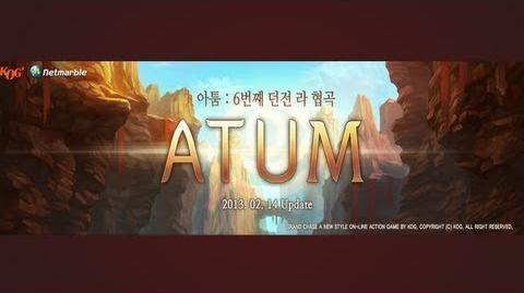 Trailer - Missões de Áton GrandChase