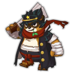 Forest Tyrant Rocco