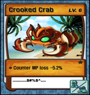 Lvl 6 - Crooked Crab
