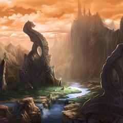 Ruínas de um Reino Antigo