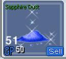 Sapphire Dust