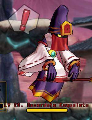 Sacerdote Esqueleto