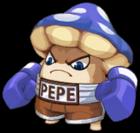 Battle Mushroom Pepe
