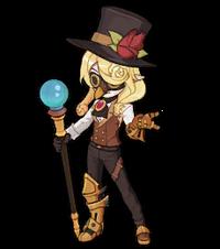 Botanist Flaune