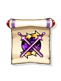 Ares Cash Mission Scroll