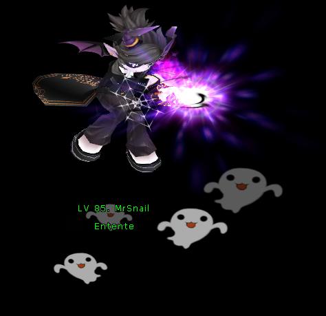 Ghostie ley