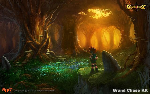 06 Elven Forest