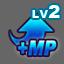 Aumento de Recuperação de MP - Nv.2