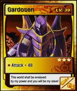 Gardosen Card