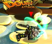 Zero double