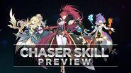 GrandChase Chaser Update Chaser Skill Preview EN