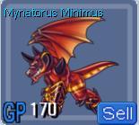 Mynatorus Minimus