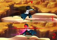 Uno backdash attack X