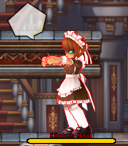 Frostland - Kitchen Maid