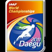Logotipo IAAF WC-Daegu 2011