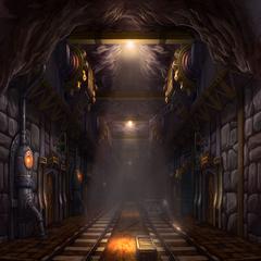 O Túnel dos Anões