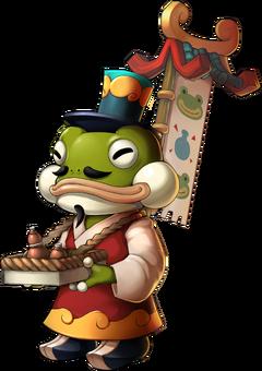 New Monster Hero – Drunken Frog Guemwa