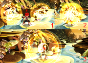 Jin ST 10,000 Hells Lv2 Burning