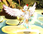 Light Goddess dash attack