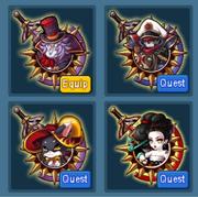 Event Dungeon Crests