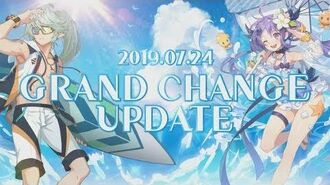★GrandChange PRE-REGISTRATION★